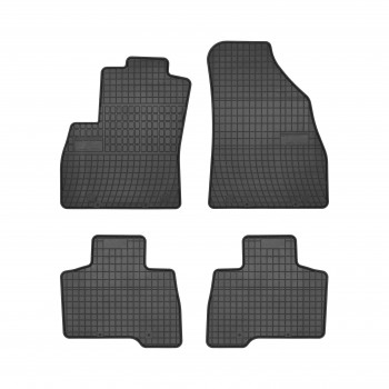 Citroen Nemo (2008 - current) rubber car mats