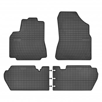 Citroen Berlingo Multispace (2008 - 2018) rubber car mats