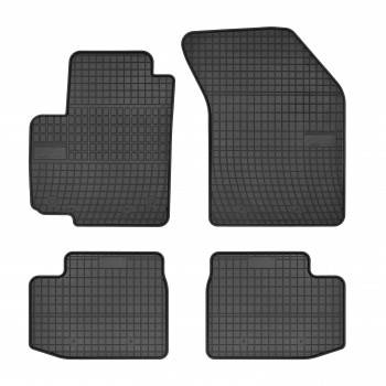 Fiat Sedici rubber car mats