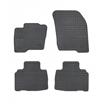 Ford Edge (2016 - current) rubber car mats