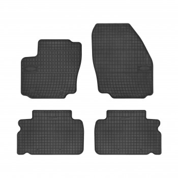 Ford S-Max 5 seats (2006 - 2015) rubber car mats