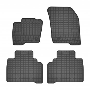 Ford S-Max Restyling 5 seats (2015 - current) rubber car mats