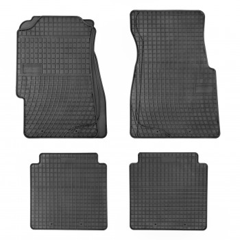 Honda Civic 4 doors (1996 - 2001) rubber car mats