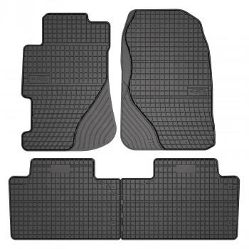 Honda Civic 3 doors (2001 - 2005) rubber car mats