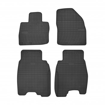 Honda Civic 3/5 doors (2006 - 2012) rubber car mats