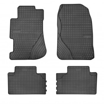 Honda Civic 5 doors (2001 - 2005) rubber car mats