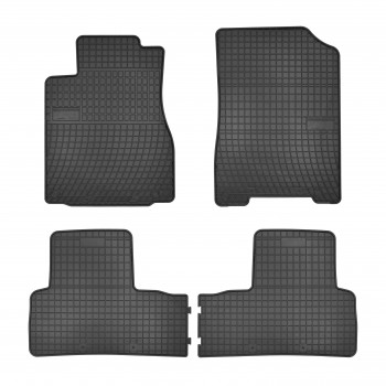 Honda CR-V (2012 - current) rubber car mats