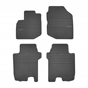 Honda Jazz (2008 - 2015) rubber car mats