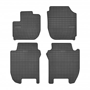 Honda Jazz (2015 - current) rubber car mats