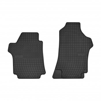 Hyundai H-1 Cargo (2008-current) rubber car mats