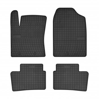 Hyundai i10 (2013 - current) rubber car mats