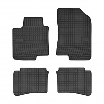 Hyundai i20 (2015 - current) rubber car mats
