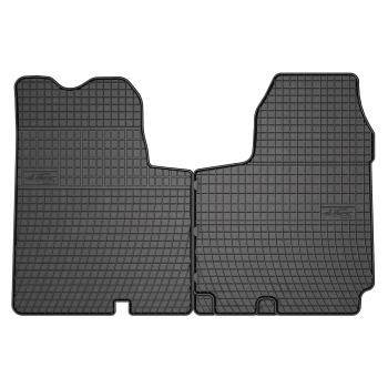 Fiat Talento doble cabina (2016-current) rubber car mats