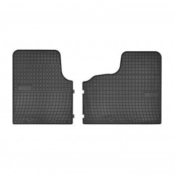 Fiat Talento Double sliding door (2016-current) rubber car mats