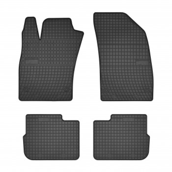 Fiat Tipo Sedán (2016 - current) rubber car mats