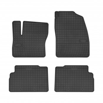 Ford C-MAX (2015 - current) rubber car mats