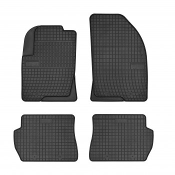 Ford Fiesta MK5 Restyling (2005 - 2008) rubber car mats