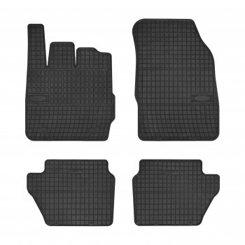 Ford Fiesta MK6 Restyling (2013 - 2017) rubber car mats