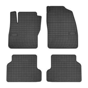 Ford Focus MK2 3 or 5 doors (2004 - 2010) rubber car mats