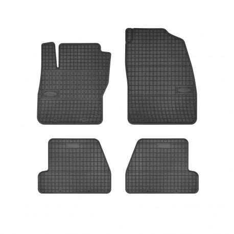 Ford Focus MK3 3 or 5 doors (2011 - 2018) rubber car mats