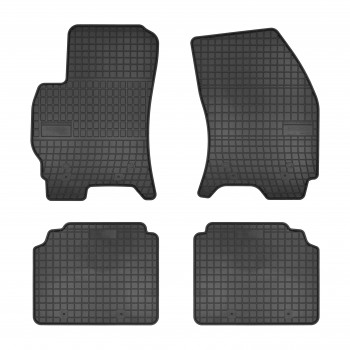 Ford Mondeo Mk3 5 doors (2000 - 2007) rubber car mats