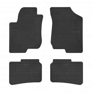 Hyundai i30 5 doors (2007 - 2012) rubber car mats