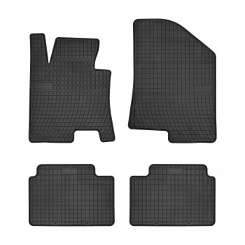 Hyundai i30 5 doors (2012 - 2017) rubber car mats