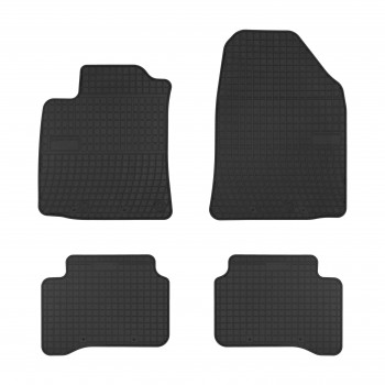 Hyundai Ioniq Hybrid (2016-current) rubber car mats