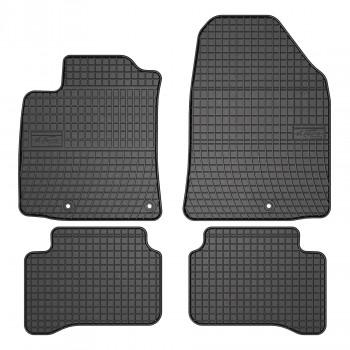 Hyundai Ioniq Hybrid (2016-current) rubber car mats