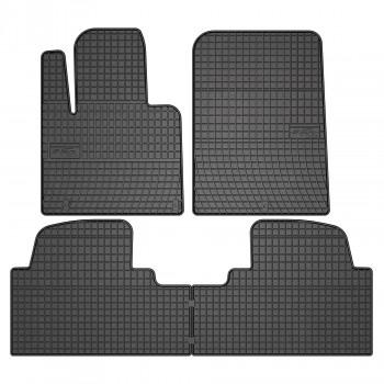 Hyundai Santa Fé 5 seats (2012 - 2018) rubber car mats