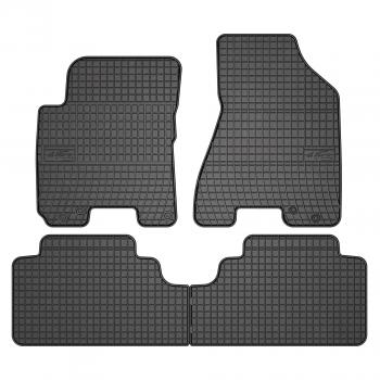 Hyundai Tucson (2004 - 2009) rubber car mats
