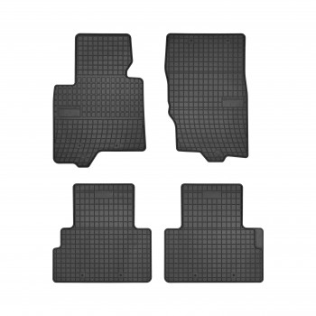 Infiniti QX70 rubber car mats