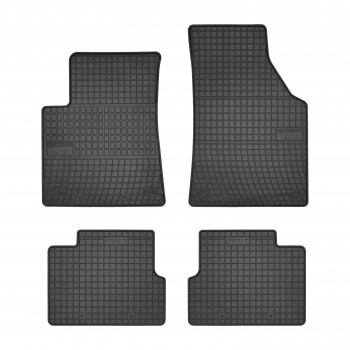 Jeep Cherokee KL (2014 - current) rubber car mats