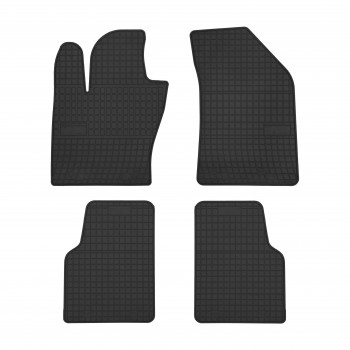 Jeep Compass (2017 - current) rubber car mats