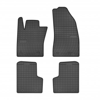 Jeep Renegade rubber car mats