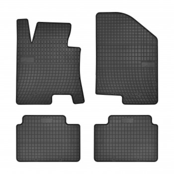 Kia Pro Ceed (2013 - 2018) rubber car mats