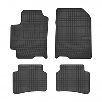 Kia Rio (2017 - current) rubber car mats