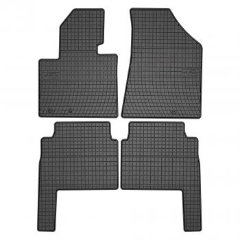 Kia Sorento 5 seats (2009 - 2012) rubber car mats