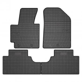 Kia Soul (2014 - current) rubber car mats