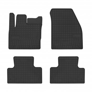 Land Rover Range Rover Evoque (2011 - 2015) rubber car mats