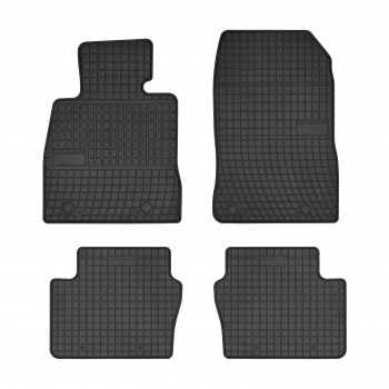 Mazda 2 (2015 - current) rubber car mats