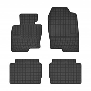 Mazda CX-5 (2017 - current) rubber car mats