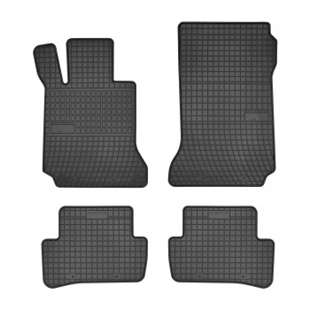 Mercedes C-Class W204 Sedan (2007 - 2014) rubber car mats