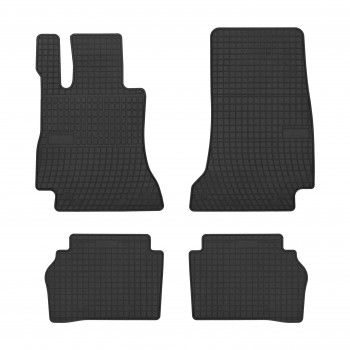 Mercedes E-Class W213 Sedan (2016 - current) rubber car mats