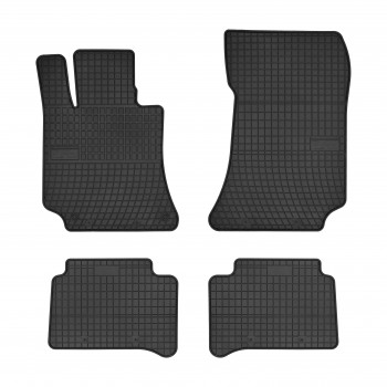 Mercedes CLS C218 Restyling Coupé (2014 - current) rubber car mats