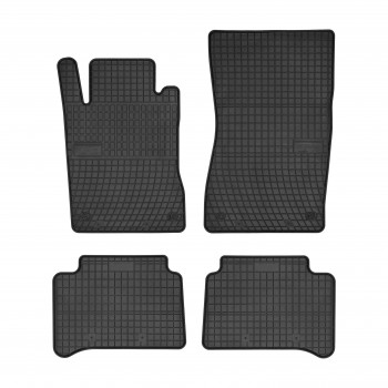 Mercedes CLS C219 Sedan (2004 - 2010) rubber car mats