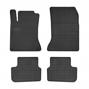 Mercedes GLA X156 Restyling (2017 - current) rubber car mats