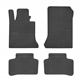 Mercedes GLK rubber car mats