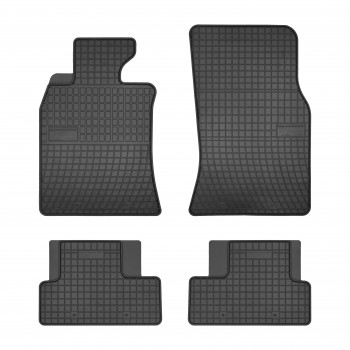 Mini Cooper / One R50 (2001 - 2007) rubber car mats