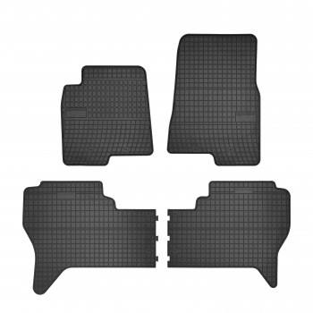 Mitsubishi Pajero / Montero (2000 - 2006) rubber car mats